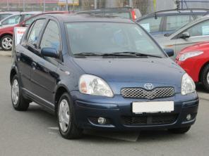 Toyota Yaris 2006 Hatchback kék 8