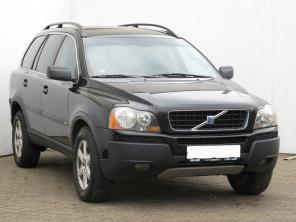 Volvo XC90 2006 SUV černá 10