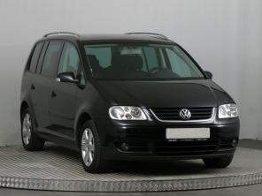Volkswagen Touran 2005 Rodinné vozy černá 7