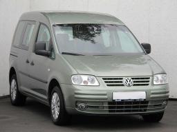 Volkswagen Caddy 2005 Pickup zöld 5