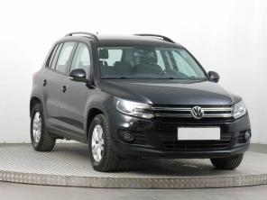 Volkswagen Tiguan 2014 SUV černá 4