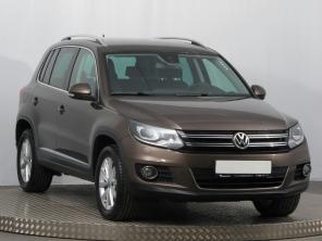 Volkswagen Tiguan 2014 SUV hnědá 4