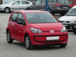 Volkswagen Up! 2014 Hatchback czerwony 2