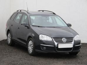 Volkswagen Golf 2009 Combi čierna 5