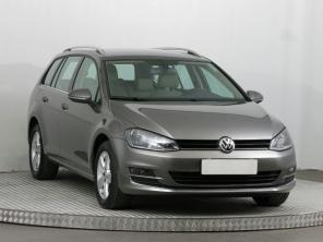 Volkswagen Golf 2014 Combi šedá 6
