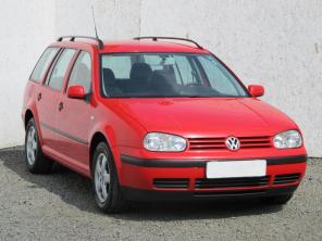 Volkswagen Golf 2003 Combi červená 5