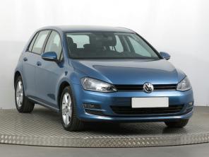Volkswagen Golf 2016 Hatchback modrá 9