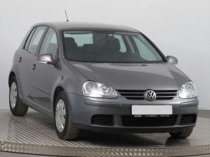Volkswagen Golf 2006 Hatchback šedá 4