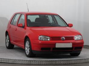 Volkswagen Golf 2001 Hatchback červená 2