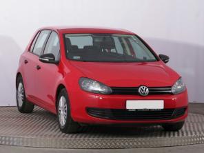 Volkswagen Golf 2011 Hatchback červená 2
