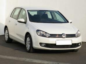 Volkswagen Golf 2013 Hatchback bílá 3