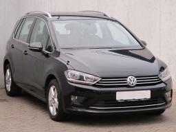 Volkswagen Golf Sportsvan 2017 Samochody Rodzinne czarny 1