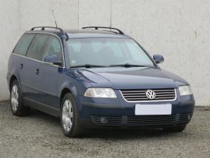 Volkswagen Passat 2003 Combi modrá 5