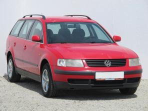 Volkswagen Passat 1999 Combi červená 5