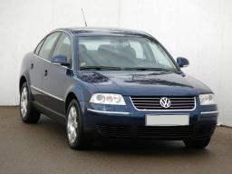 Volkswagen Passat 2004 Sedans blue 5
