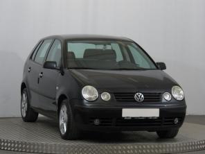 Volkswagen Polo 2005 Hatchback czarny 3