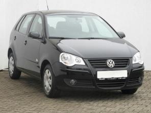 Volkswagen Polo 2007 Hatchback czarny 10