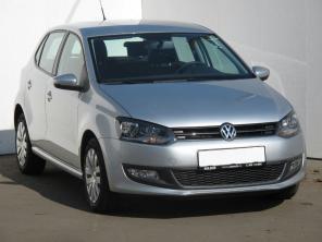 Volkswagen Polo 2012 Hatchback bílá 1