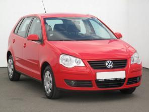 Volkswagen Polo 2009 Hatchback piros 6