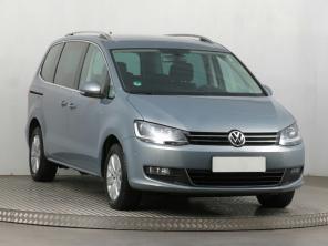 Volkswagen Sharan 2013 Rodinné autá šedá 8