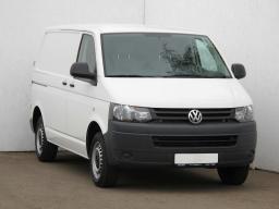 Volkswagen Transporter 2011 Van silver 4