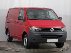 Volkswagen Transporter 2013 Van červená 1