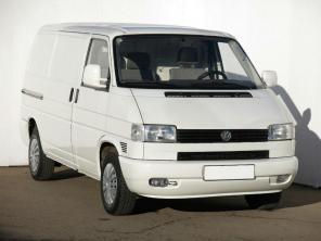 Volkswagen Transporter 2003 Van bílá 10