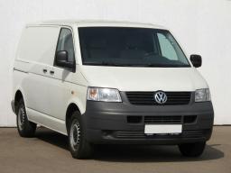 Volkswagen Transporter 2008 Van white 6
