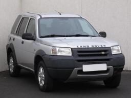 Land Rover Freelander 2001 SUVs blue 8