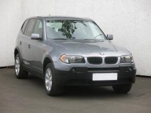 BMW X3 2006 SUV šedá 4
