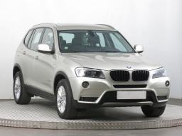 BMW X3 2011 SUV čierna 5
