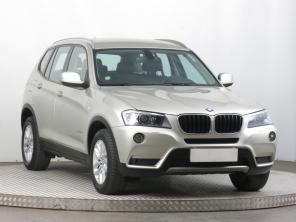 BMW X3 2012 SUV čierna 6