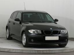BMW 1 2006 Hatchback czarny 2