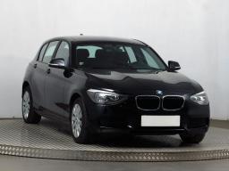 BMW 1 2014 Hatchback czarny 2