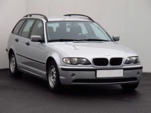 BMW 3 2004 Combi niebieski 6