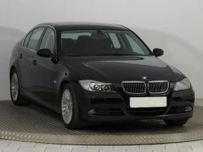 BMW 3 2006 Sedan czarny 4