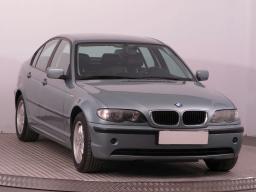BMW 3 2005 Sedan černá 2