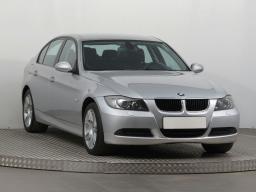 BMW 3 2007 Sedan srebrny 4