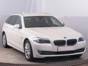 BMW 5 2012 Combi biela 6