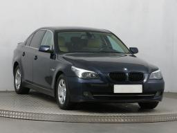 BMW 5 2007 Sedans blue 8