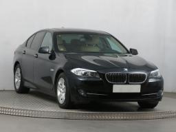 BMW 5 2012 Sedans blue 10