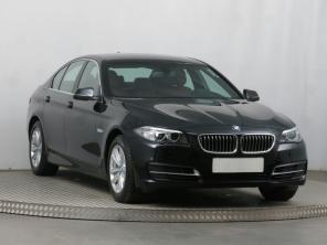 BMW 5 2015 Sedan/Saloon fehér 8