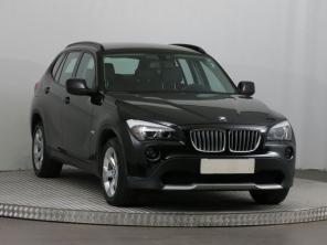 BMW X1 2011 SUV černá 8