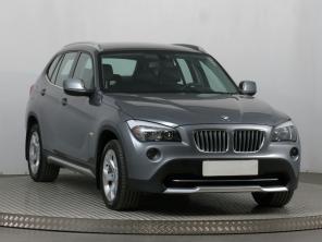 BMW X1 2010 SUV šedá 4