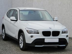 BMW X1 2010 SUV biały 2