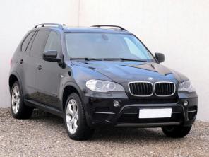 BMW X5 2011 SUV čierna 6