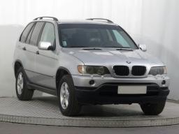BMW X5 2004 SUVs grey 7