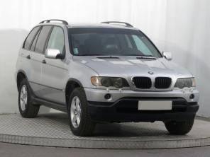 BMW X5 2004 SUV šedá 10