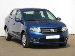 Dacia Logan 2014 Sedans blue 7