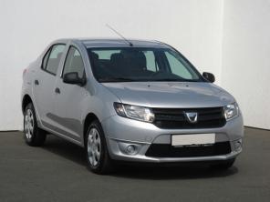 Dacia Logan 2016 Sedan/Saloon ezüst 10